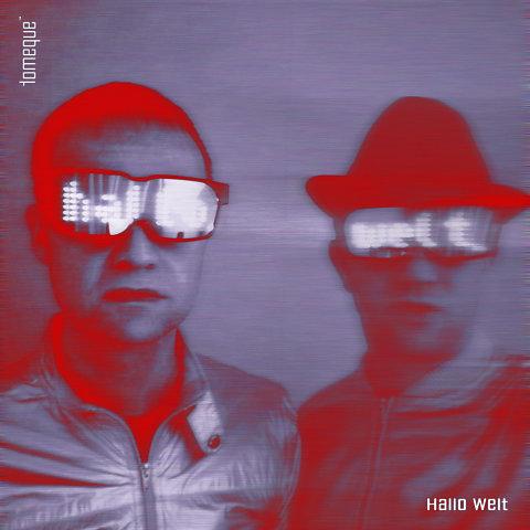 Artwork zu tomeque's Single 'Hallo Welt'